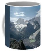 T-303504-athabasca Glacier In 1957 Coffee Mug