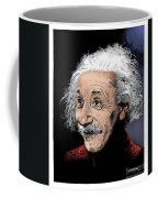 Atomic Albert Coffee Mug