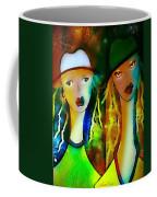 Au Pluriel Coffee Mug