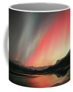 Aurora Borealis Northern Lights Coffee Mug