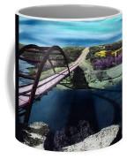 Austin 360 Bridge Coffee Mug