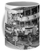 Auto Racing, 1910 Coffee Mug
