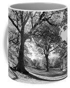 Autumn At Runnymede Uk Coffee Mug