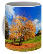 Autumn Fall Landscape Coffee Mug