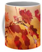 Red Blaze Coffee Mug