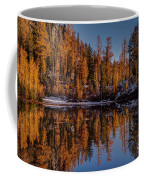 Autumn Reflected Coffee Mug