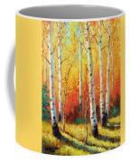 Autumn's Glow Coffee Mug
