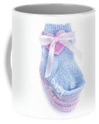 Baby Socks Coffee Mug