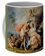 Bacchus And Ariadne Coffee Mug