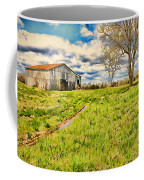 Back Roads Of Kentucky Coffee Mug by Darren Fisher