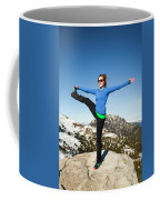 Backcountry Yoga Coffee Mug