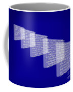 Background Numbers Coffee Mug