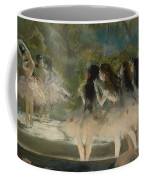 Ballet At The Paris Opera Coffee Mug