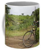 Banana Bike Coffee Mug