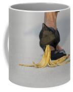 Banana Peel Coffee Mug