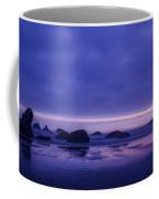 Bandon Beach Sunset Coffee Mug