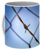 Barbed Wire Coffee Mug