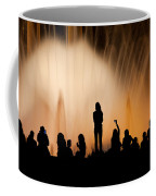 Barcelona By Night Coffee Mug
