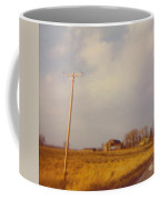 Barn And Landscape Coffee Mug
