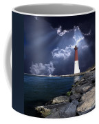 Barnegat Inlet Lighthouse Nj Coffee Mug