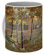 Barrel Spring Coffee Mug