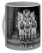 Basketball Team, 1920 Coffee Mug