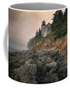 Bass Harbor Head Light II Coffee Mug