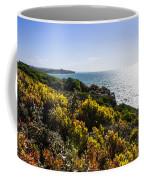 Bass Strait Ocean Landscape In Tasmania Coffee Mug