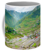 Batad Village And Unesco World Heritage Coffee Mug