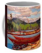 Bateaux Coffee Mug