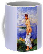 Bather Coffee Mug