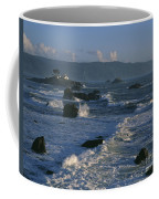Battery Point Lighthouse At Sunset Coffee Mug