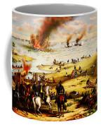 Battle Of Hampton Roads Coffee Mug