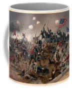 Battle Of Spottsylvania Coffee Mug