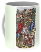Battlefield Surgeon, 1540 Coffee Mug