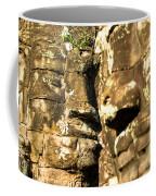 Bayon Faces - Angkor Wat - Cambodia Coffee Mug