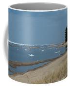 Beach And Ice Coffee Mug