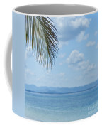 Beach Background Coffee Mug