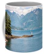 Beacon At Snug Cove Coffee Mug