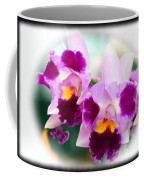 Beautiful Array Of Purple Butterfly Orchids Coffee Mug