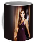 Beautiful Glamour Model Coffee Mug