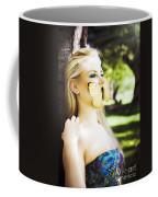 Beauty In Silence Coffee Mug