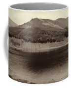 Beauty Of A Loch And Natural Surroundings In The Scottish Highlands Coffee Mug