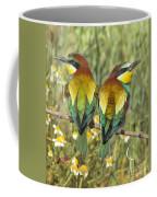 Bee-eaters Coffee Mug