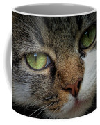 Behind Bars Coffee Mug