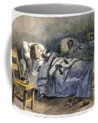 Bellevue Hospital, 1860 Coffee Mug
