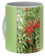Berry Bush Coffee Mug