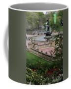 Bethesda Fountain - Central Park Nyc Coffee Mug