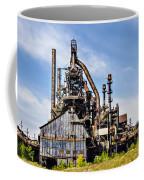 Bethlehem Steel Mill Coffee Mug