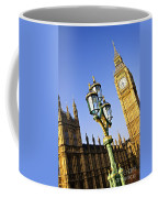 Big Ben And Palace Of Westminster Coffee Mug